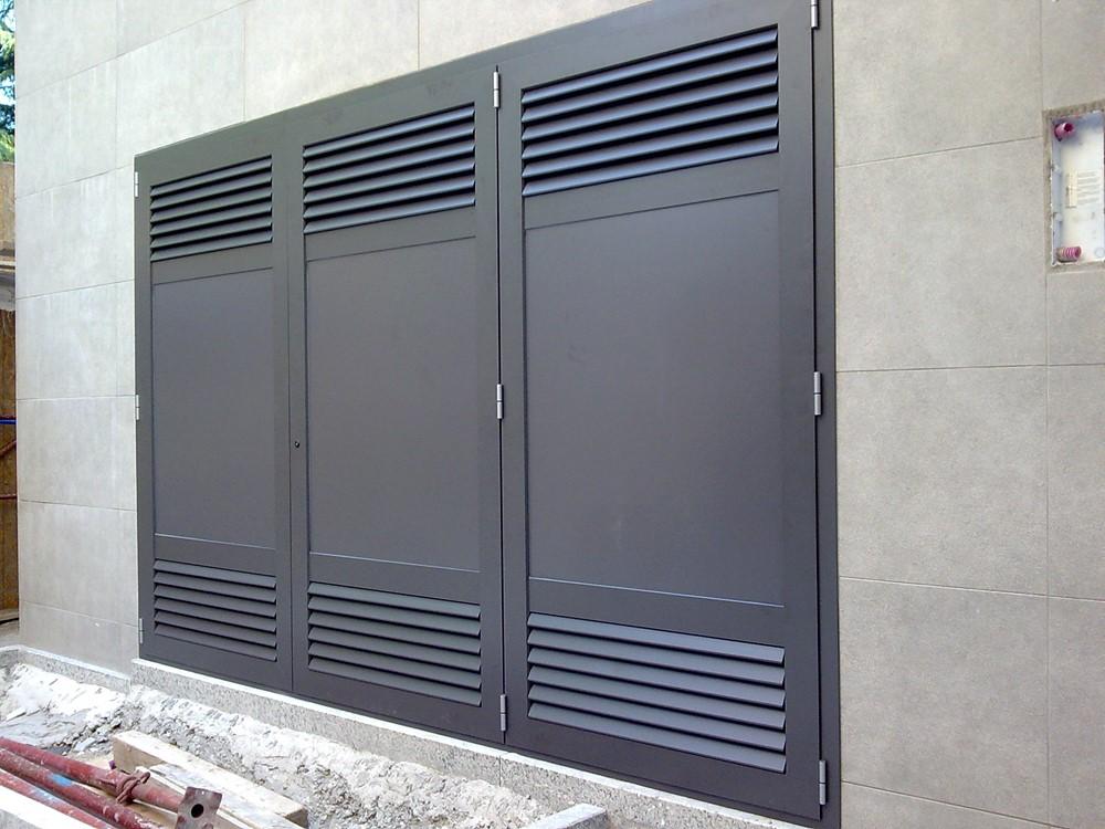 Armadietti alluminio per esterni m b serramenti - Armadi in alluminio per esterni ...